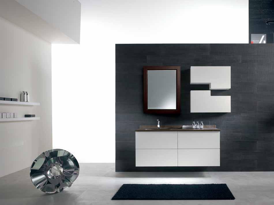 Bmt Arredo Bagno Moderno Pi Quadro – Bruni Arredamenti – 101
