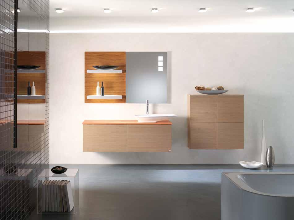 Bmt Arredo Bagno Moderno Pi Quadro – Bruni Arredamenti – 106