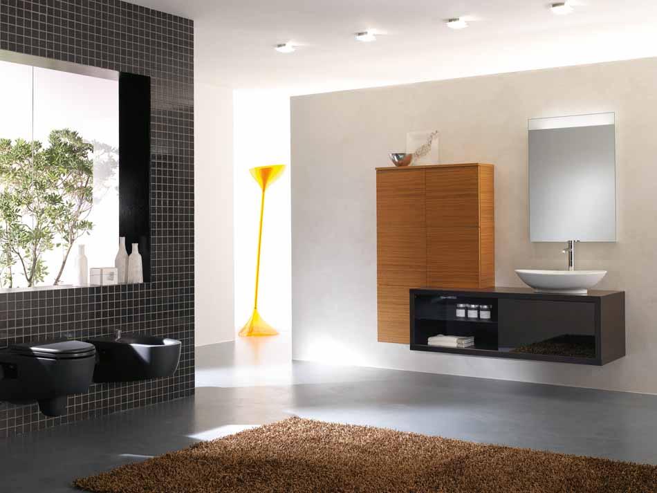 Bmt Arredo Bagno Moderno Pi Quadro – Bruni Arredamenti – 109