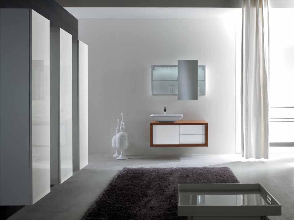 Bmt Arredo Bagno Moderno Pi Quadro – Bruni Arredamenti – 115