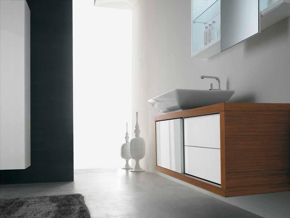 Bmt Arredo Bagno Moderno Pi Quadro – Bruni Arredamenti – 116
