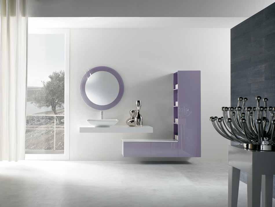 Bmt Arredo Bagno Moderno Pi Quadro – Bruni Arredamenti – 128