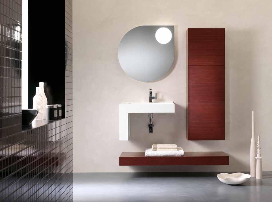 Bmt Arredo Bagno Moderno Pi Quadro – Bruni Arredamenti – 137