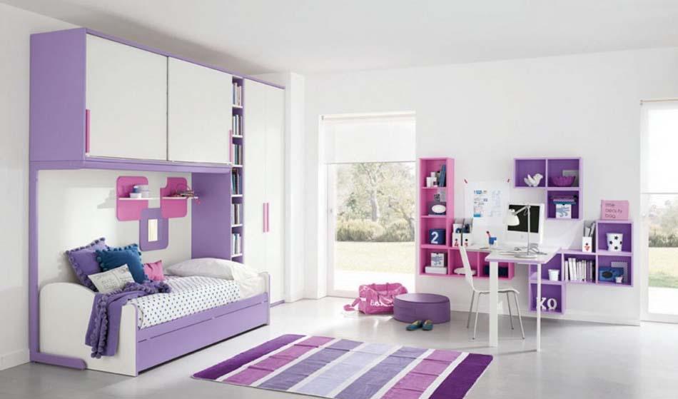 Camerette Moderne Colombini Ponte – Bruni Arredamenti – 101