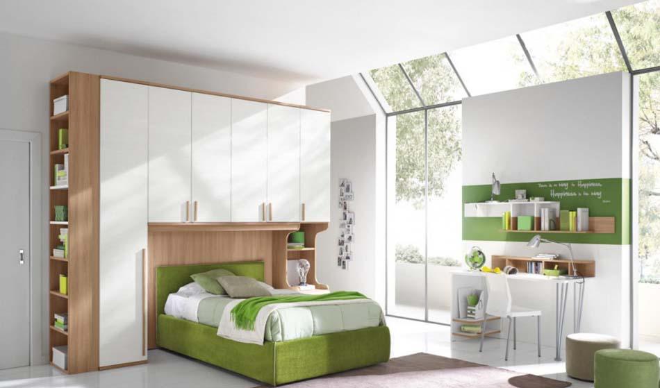Camerette Moderne Colombini Ponte – Bruni Arredamenti – 103