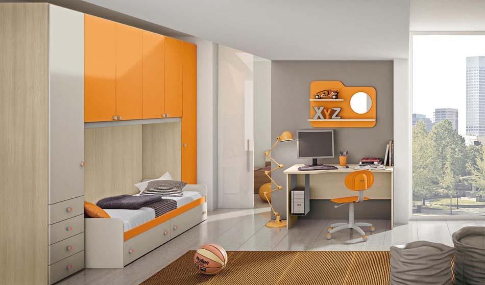 Camerette Moderne Colombini Ponte – Bruni Arredamenti – 107