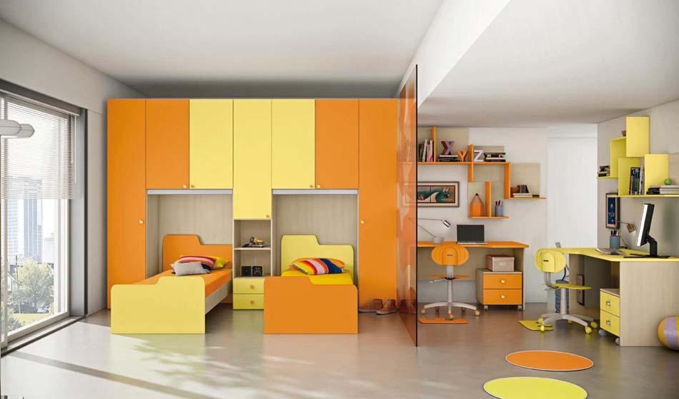 Camerette Moderne Colombini Ponte – Bruni Arredamenti – 108