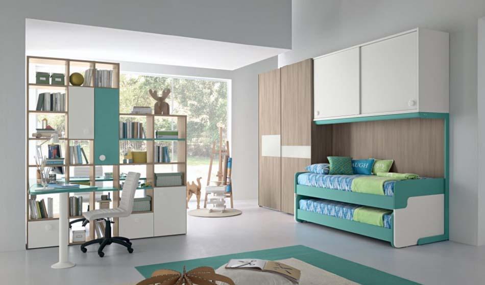 Camerette Moderne Colombini Ponte – Bruni Arredamenti – 114