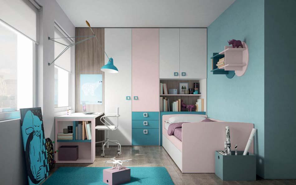 Camerette Moderne Mistral – Bruni Arredamenti – 102