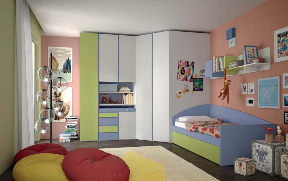 Camerette Moderne Mistral – Bruni Arredamenti – 103