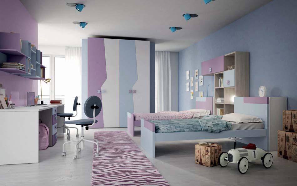 Camerette Moderne Mistral – Bruni Arredamenti – 104