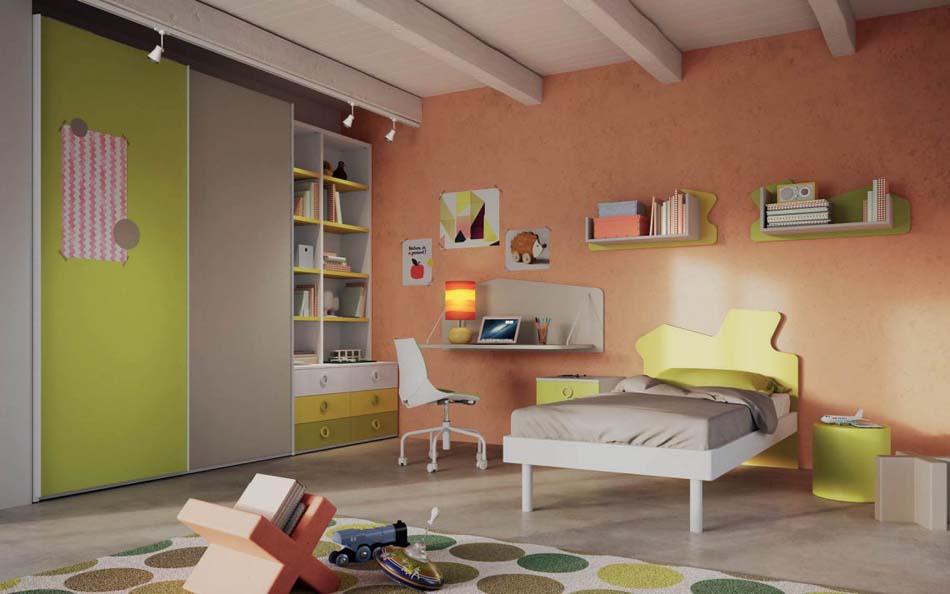 Camerette Moderne Mistral – Bruni Arredamenti – 105