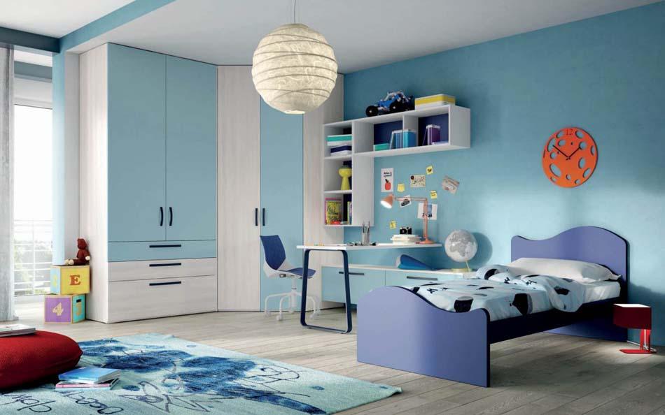 Camerette Moderne Mistral – Bruni Arredamenti – 106