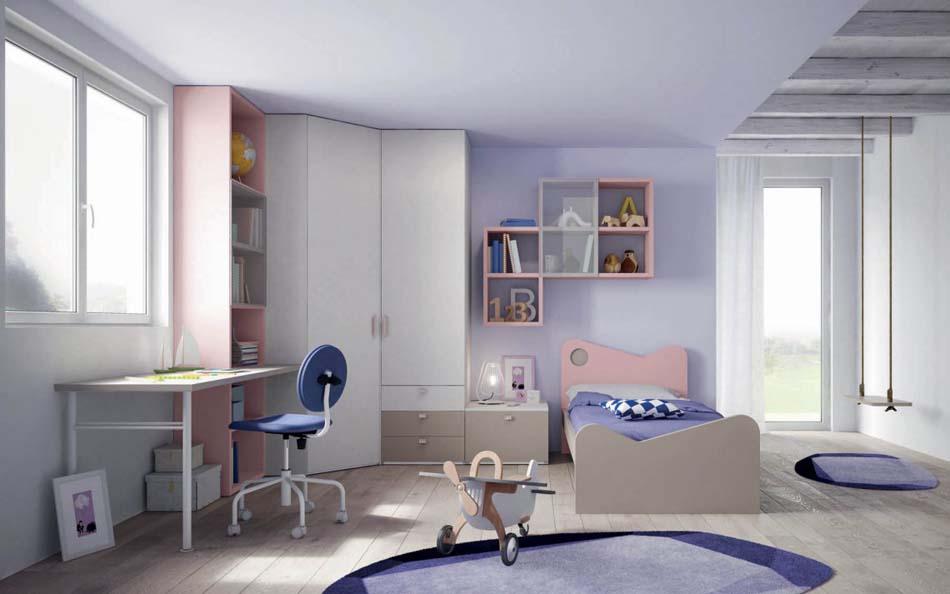 Camerette Moderne Mistral – Bruni Arredamenti – 109