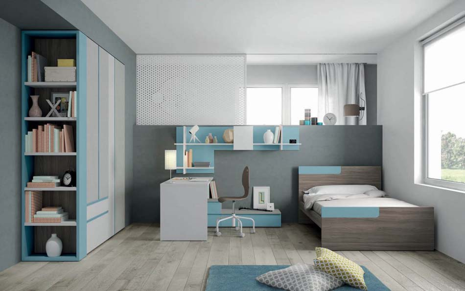 Camerette Moderne Mistral – Bruni Arredamenti – 110