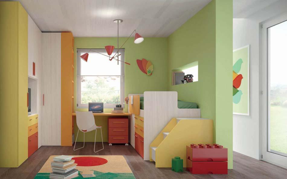 Camerette Moderne Mistral – Bruni Arredamenti – 111