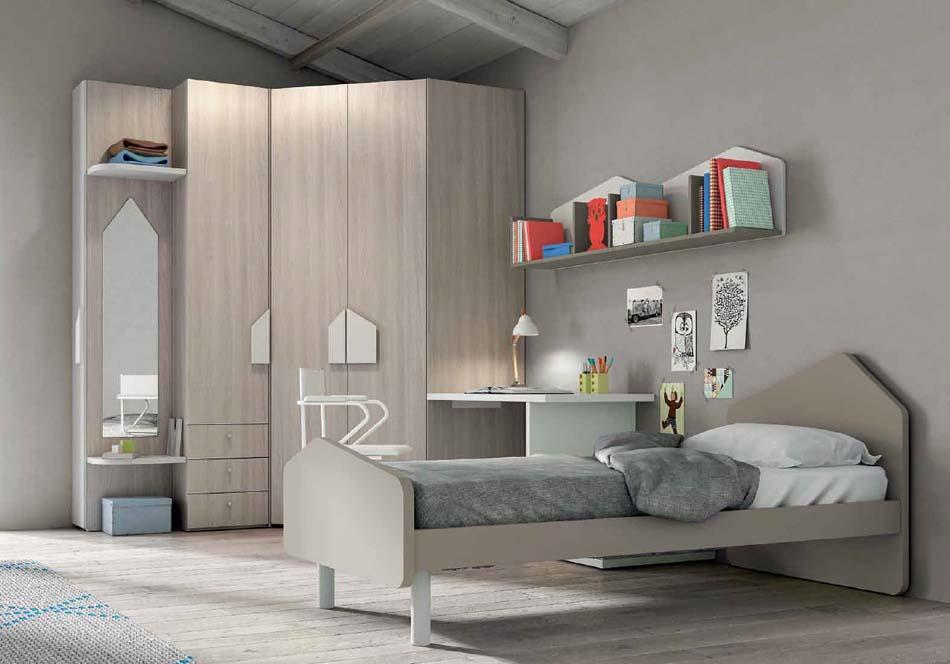 Camerette Moderne Mistral – Bruni Arredamenti – 112