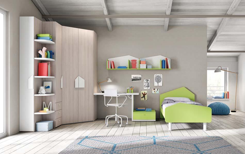 Camerette Moderne Mistral – Bruni Arredamenti – 114