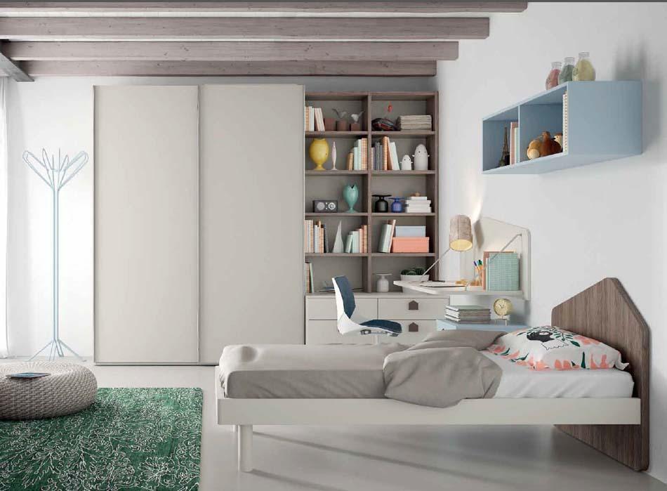 Camerette Moderne Mistral – Bruni Arredamenti – 115