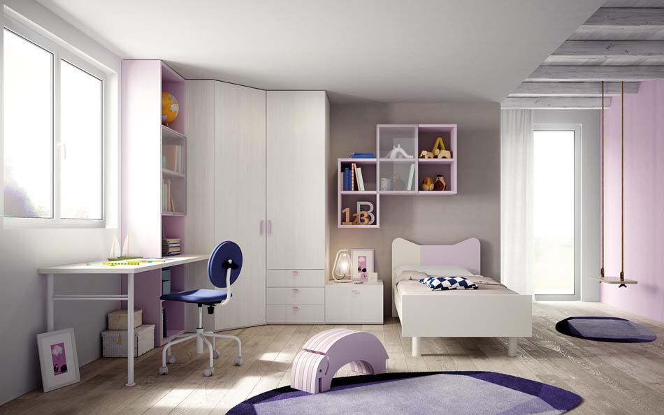 Camerette Moderne Mistral – Bruni Arredamenti – 116