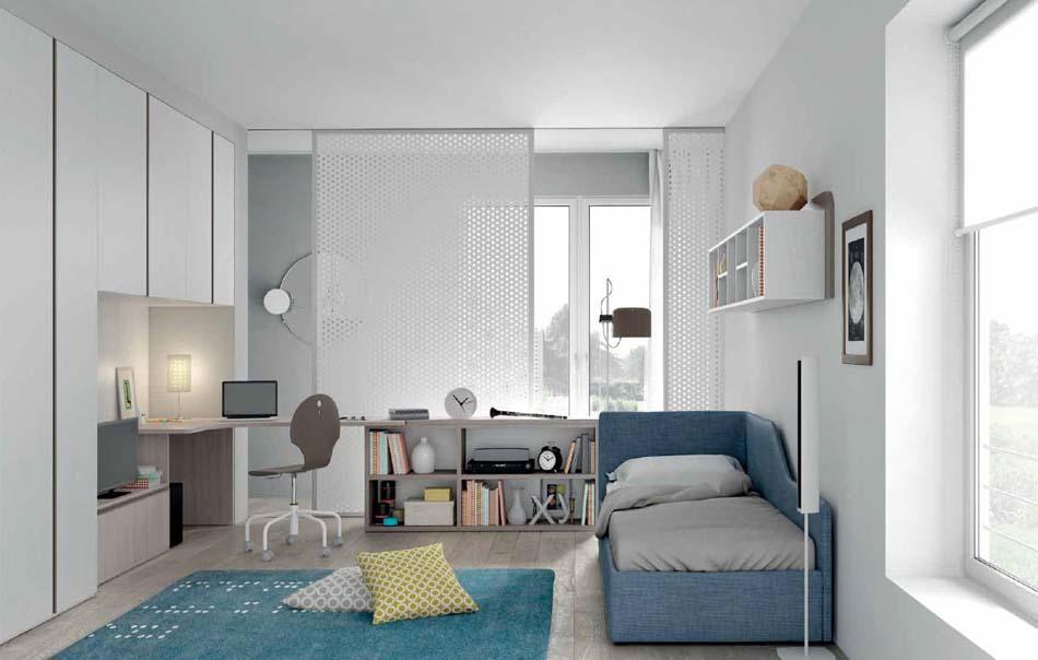 Camerette Moderne Mistral – Bruni Arredamenti – 117