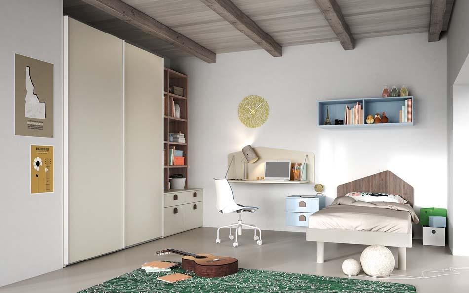 Camerette Moderne Mistral – Bruni Arredamenti – 118