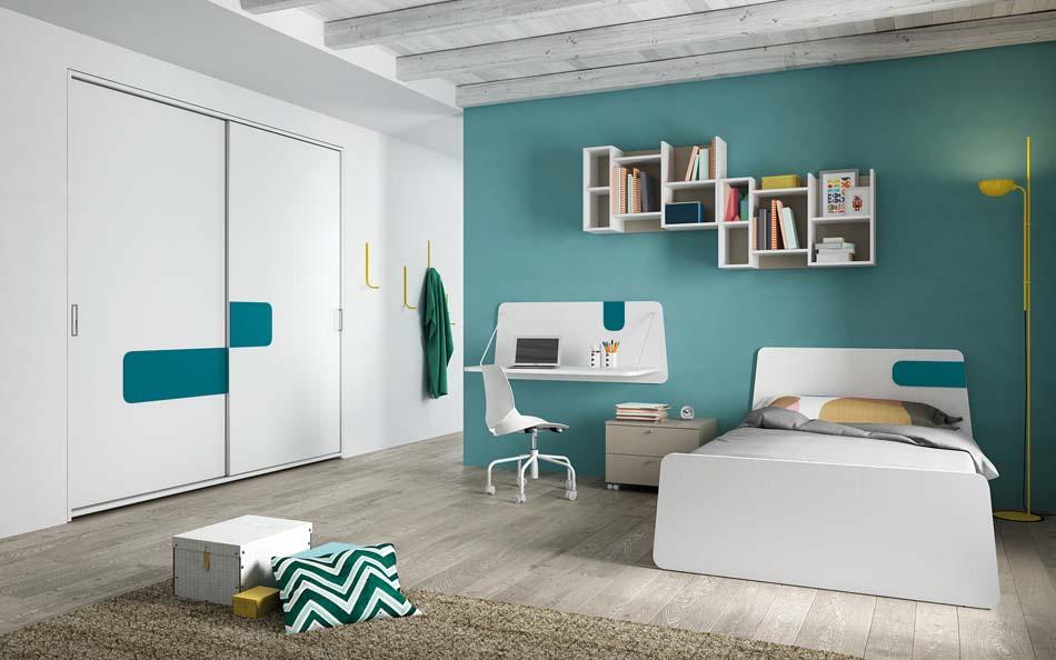 Camerette Moderne Mistral – Bruni Arredamenti – 119