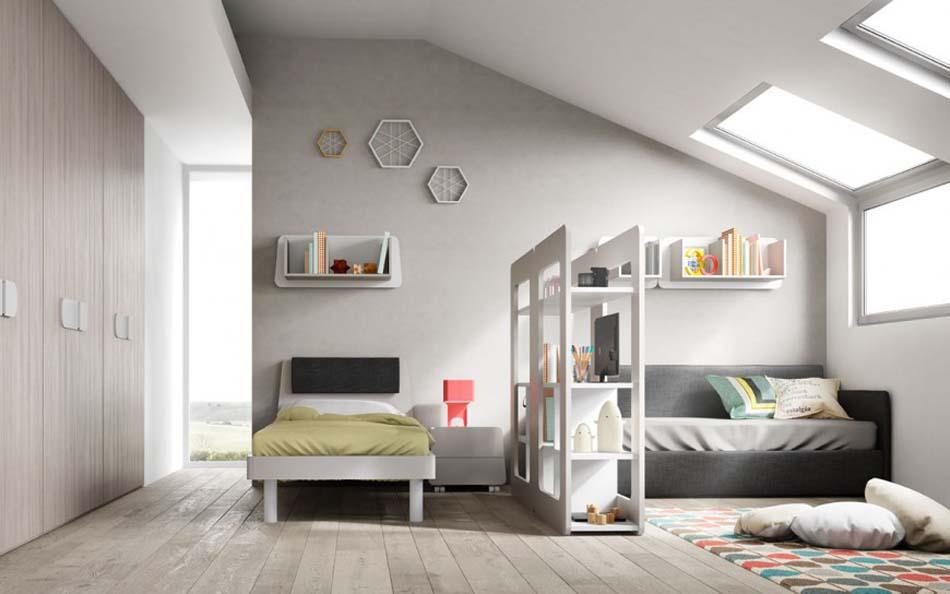 Camerette Moderne Mistral – Bruni Arredamenti – 121