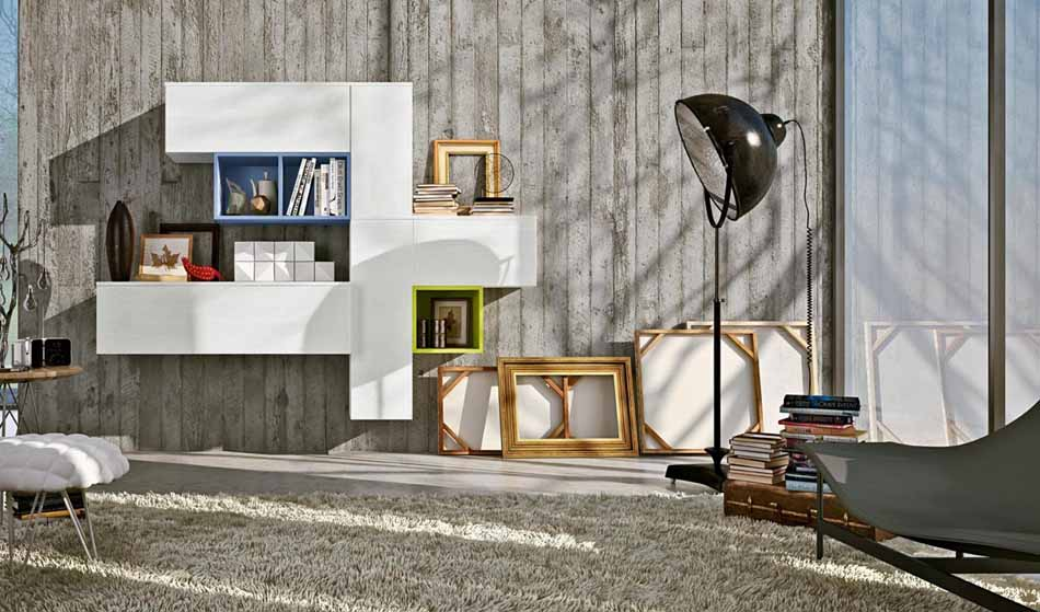 Colombini Golf Living Moderno – Bruni Arredamenti – 115