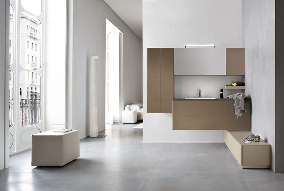 Compab Arredo Bagno B201 Color – Bruni Arredamenti – 108