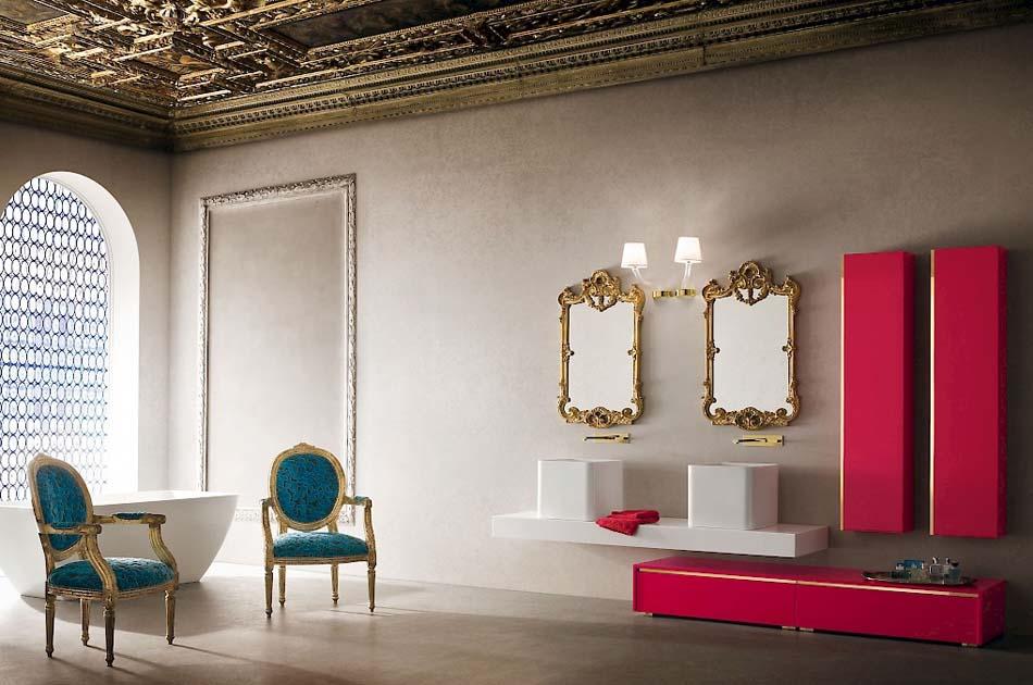 Compab Arredo Bagno Jacana Luxury 2 Lavandini – Bruni Arredamenti – 101
