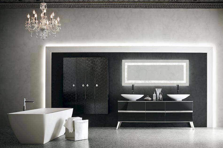 Compab Arredo Bagno Jacana Luxury 2 Lavandini – Bruni Arredamenti – 103