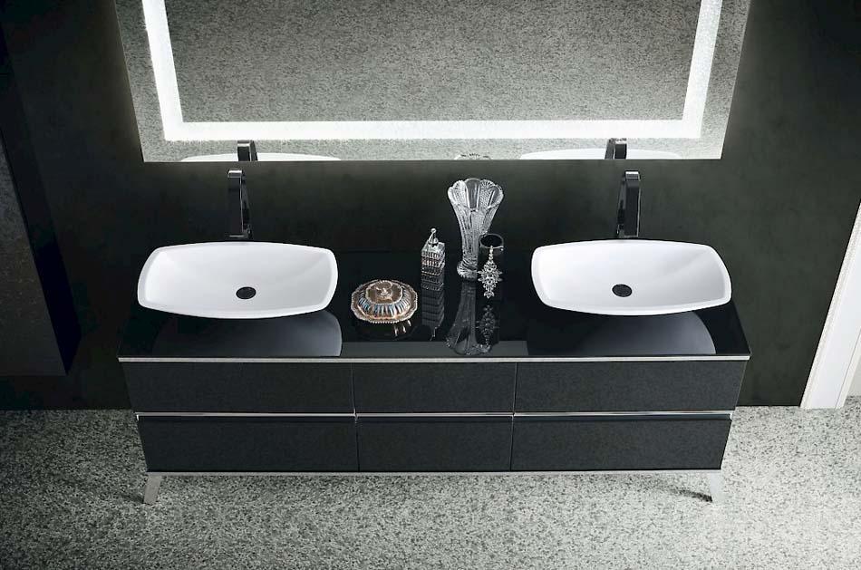 Compab Arredo Bagno Jacana Luxury 2 Lavandini – Bruni Arredamenti – 104