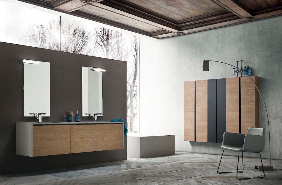 Compab Arredo Bagno Jacana Luxury 2 Lavandini – Bruni Arredamenti – 108
