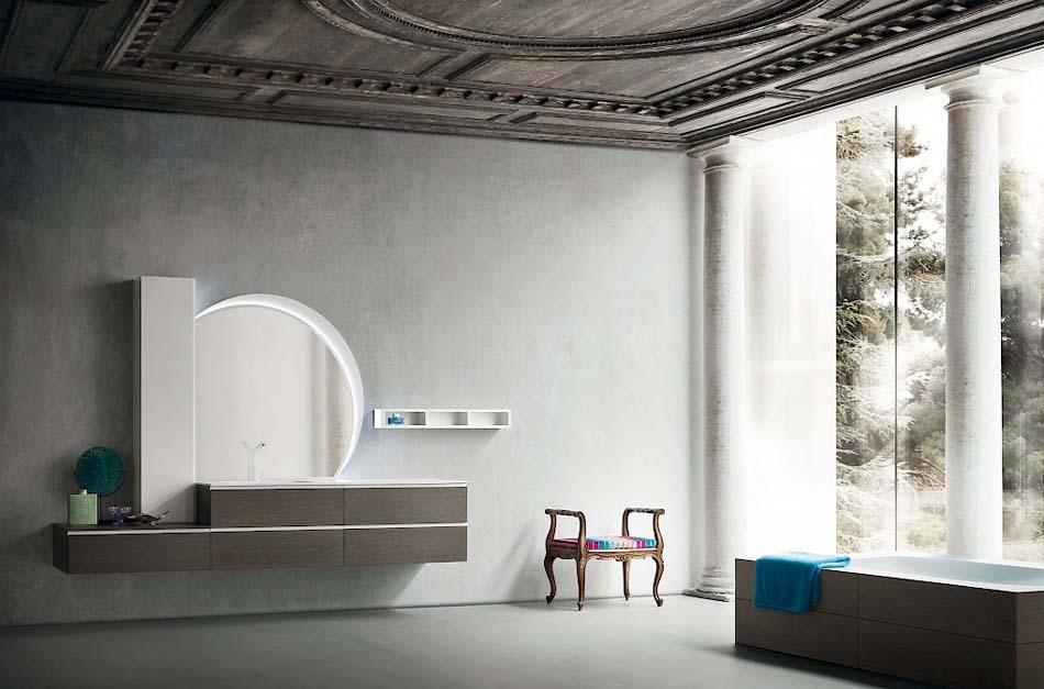 Compab Arredo Bagno Jacana Luxury – Bruni Arredamenti – 123