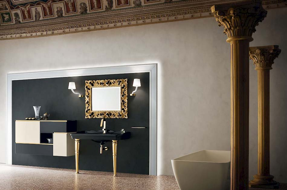Compab Arredo Bagno Jacana Luxury – Bruni Arredamenti – 125