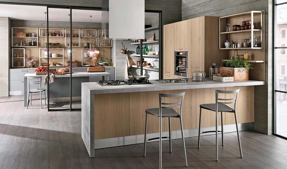 Cucine Artec Moderne Essenza – Bruni Arredamenti – 120