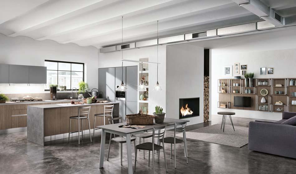 Cucine Artec Moderne Essenza – Bruni Arredamenti – 124