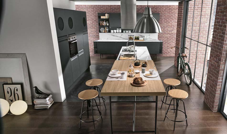 Cucine Artec Moderne Isla – Bruni Arredamenti – 116