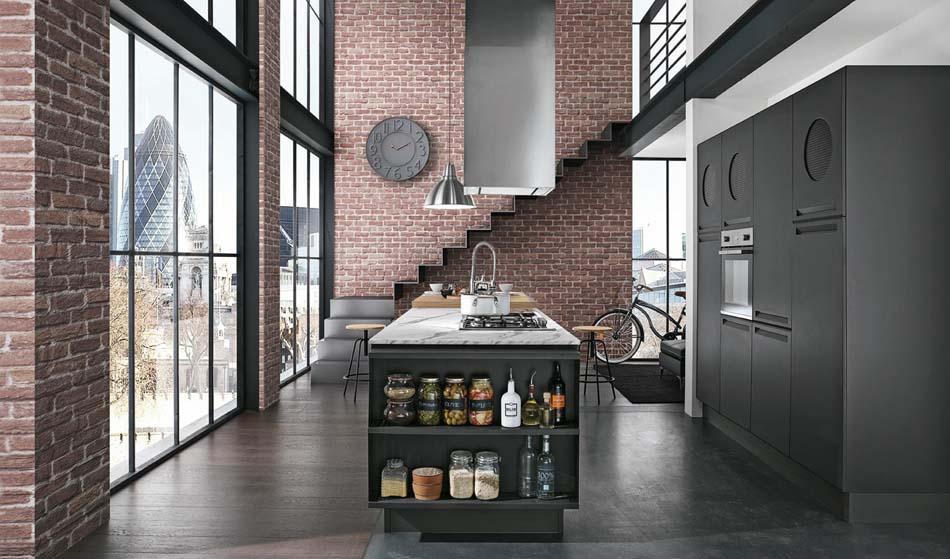 Cucine Artec Moderne Isla – Bruni Arredamenti – 118