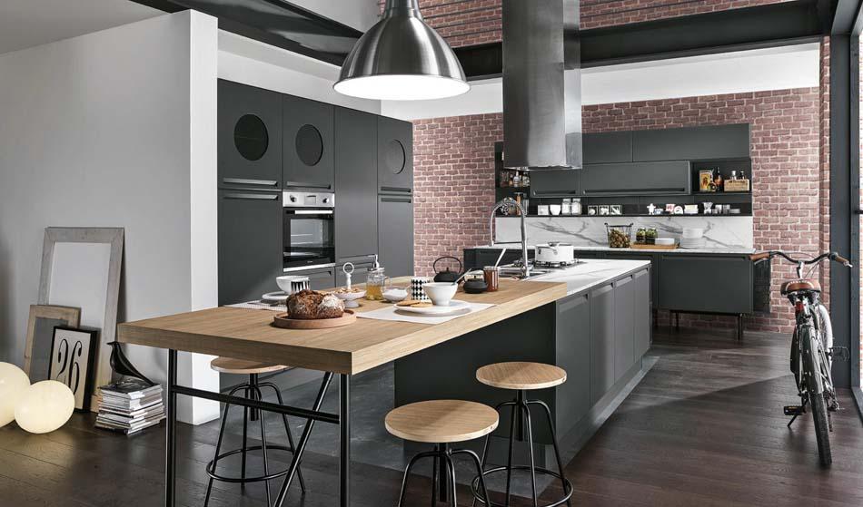 Cucine Artec Moderne Isla – Bruni Arredamenti – 123
