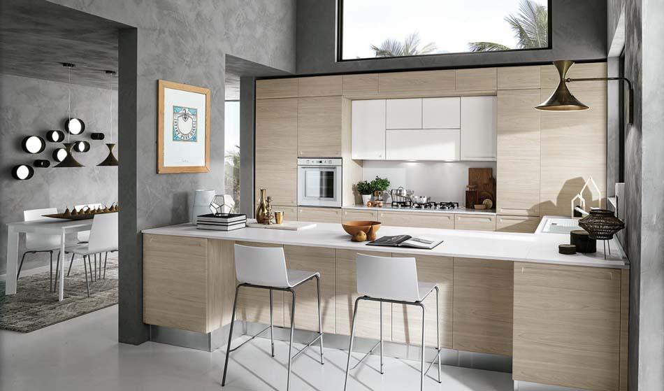 Cucine Artec Moderne Isla – Bruni Arredamenti – 132