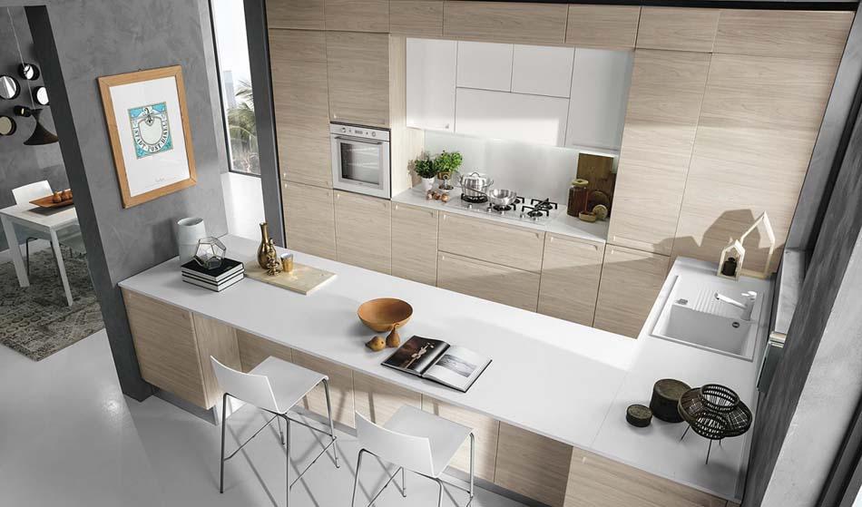 Cucine Artec Moderne Isla – Bruni Arredamenti – 134