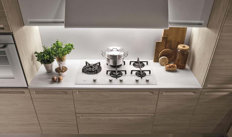 Cucine Artec Moderne Isla – Bruni Arredamenti – 136