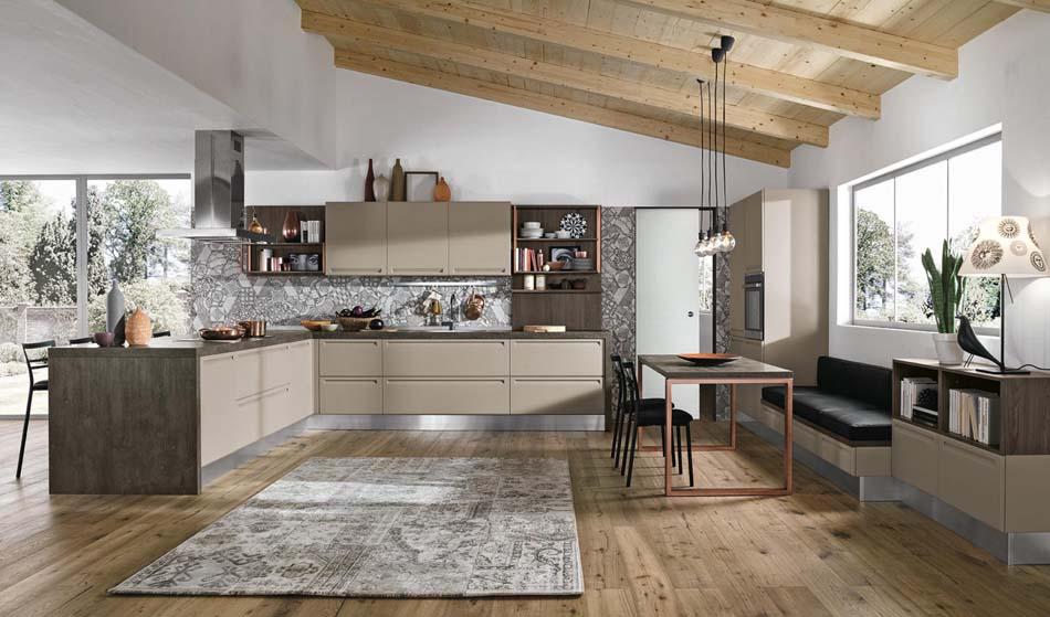 Cucine Artec Moderne Isla – Bruni Arredamenti – 161
