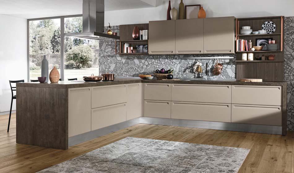 Cucine Artec Moderne Isla – Bruni Arredamenti – 162