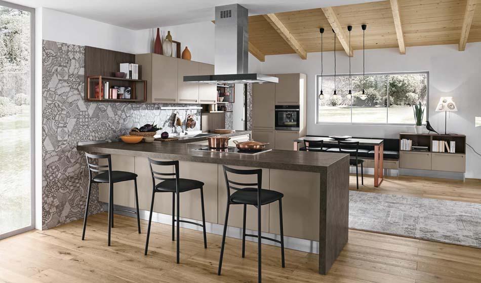 Cucine Artec Moderne Isla – Bruni Arredamenti – 163