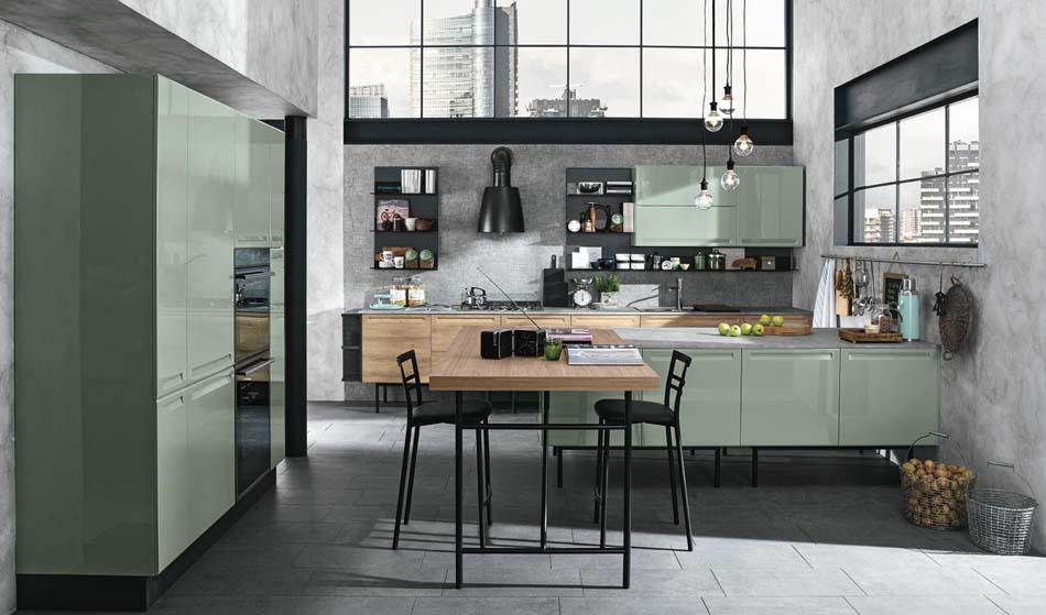 Cucine Artec Moderne Isla – Bruni Arredamenti – 175