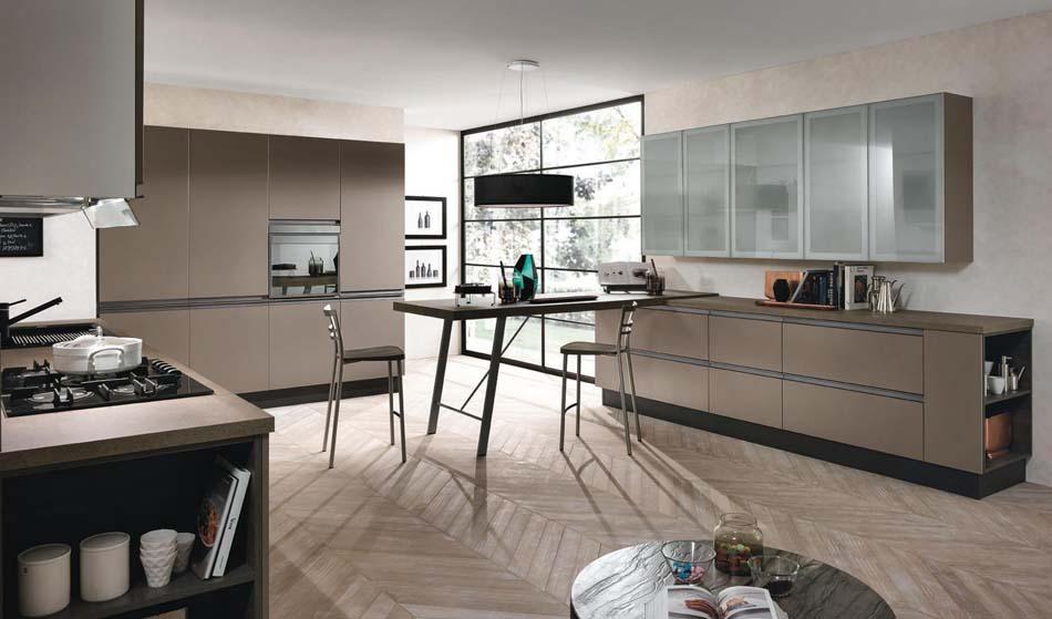 Cucine Artec Moderne Linea – Bruni Arredamenti – 114