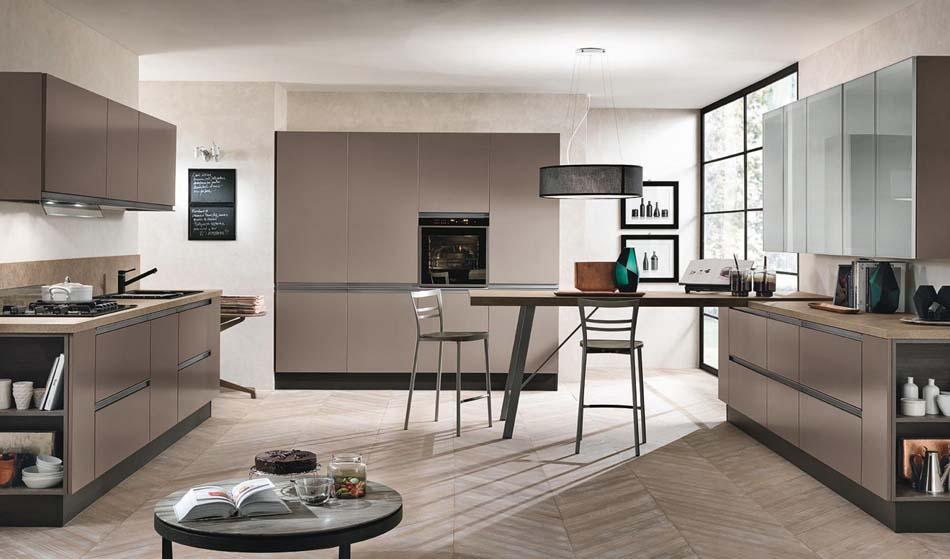 Cucine Artec Moderne Linea – Bruni Arredamenti – 115
